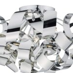 Crysler Light Polished Chrome Flush E