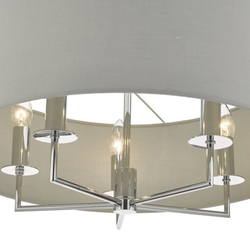 Furtado-5-Light-Polished-Chrome-Pendant-Light-E2-40325-1