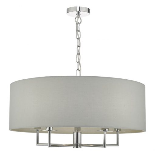Furtado-5-Light-Polished-Chrome-Pendant-Light-E2-40325