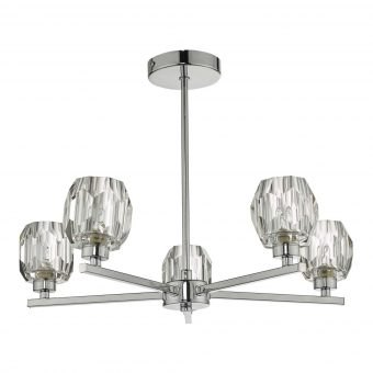 Mirage-5-Light-Polished-Chrome-Semi-Flush-E2-41151