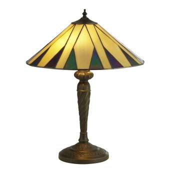 Colonial-Tiffany-Table-Lamp-E2-51401
