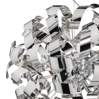 Crysler-9-Light-Polished-Chrome-Pendant-E2-36319-3
