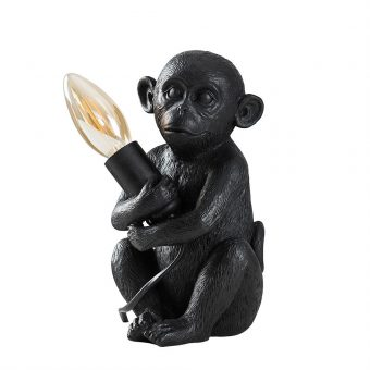 Monkey-1-Light-Black-Table-Lamp-E2-24887-1