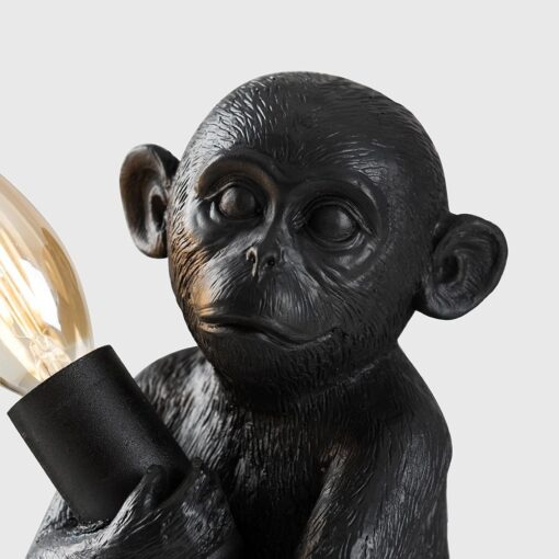 Monkey-1-Light-Black-Table-Lamp-E2-24887-2