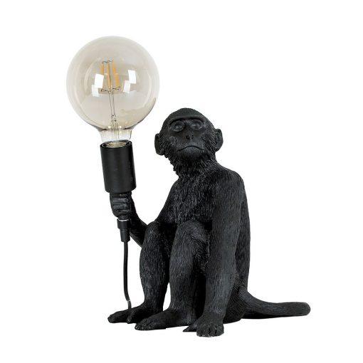 Monkey-1-Light-Black-Table-Lamp-E2-38945-1