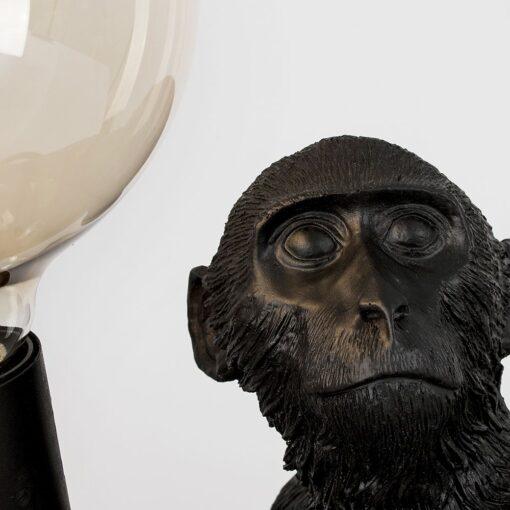 Monkey-1-Light-Black-Table-Lamp-E2-38945-2