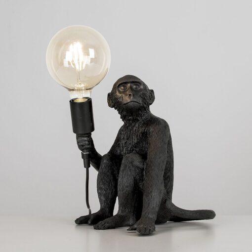 Monkey-1-Light-Black-Table-Lamp-E2-38945-4