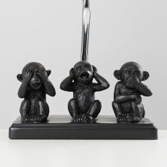 Monkey-1-Light-Black-Table-Lamp-E2-40810-3