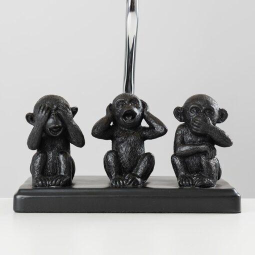 Monkey-1-Light-Black-Table-Lamp-E2-40810-3