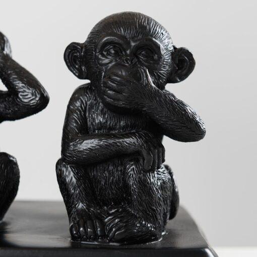 Monkey-1-Light-Black-Table-Lamp-E2-40810-4