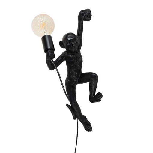 Monkey-1-Light-Black-Wall-Light-E2-41303-1