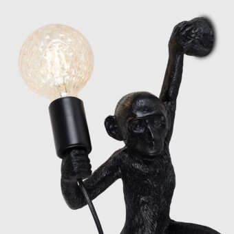 Monkey-1-Light-Black-Wall-Light-E2-41303-3