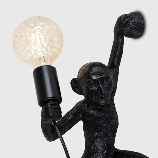 Monkey-1-Light-Black-Wall-Light-E2-41303-3