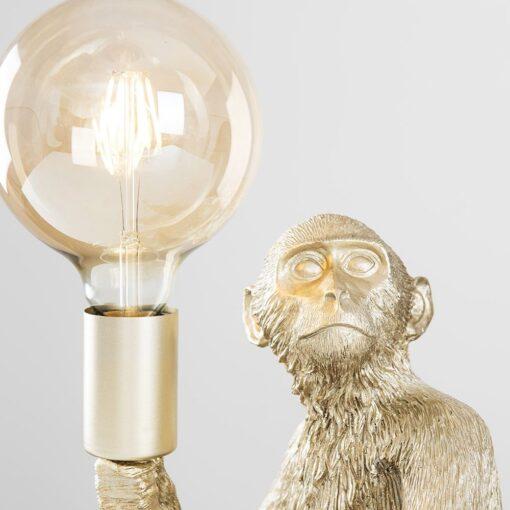 Monkey-1-Light-Champagne-Silver-Table-Lamp-E2-39809-2