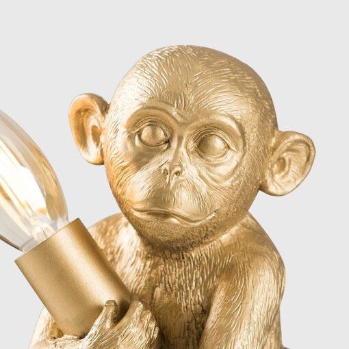 Monkey-1-Light-Gold-Table-Lamp-E2-39811-2