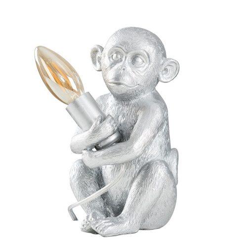 Monkey-1-Light-Silver-Table-Lamp-E2-39811-1