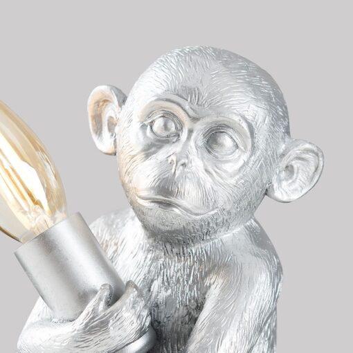 Monkey-1-Light-Silver-Table-Lamp-E2-39811-4