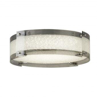 Round-Crystal-Glass-LED-Flush-Fitting-E2-51384