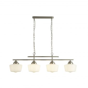 Satin-Brass-4-Light-Schoolhouse-Pendant-E2-51339